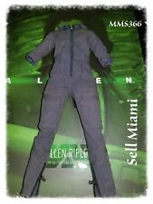 1/6 Hot Toys Aliens Ripley MMS366 Blue Colored Jumpsuit