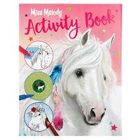 Depesche Miss Melody Activity Book NEW