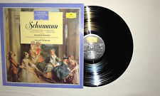 Schumann-Concerto Per Pianoforte E Orchestra–Disco  33 Giri LP GERMANIA 1986