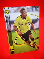 Panini Football League 2014 carte card soccer Star+ Dortmund #17 Aubameyang