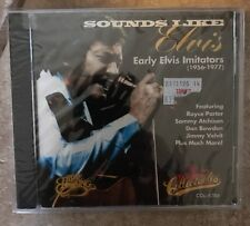 Sounds Like Elvis: Early Imitators (1956-1977) by Various Artists (CD, Mar-2006…
