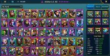 Raid Shadow Legend End Game Account - 4M PP - 41 L.Book - 35+ Legos - Tormin
