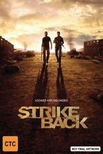 Strike Back : Season 5 (Blu-ray, 2018, 3-Disc Set)