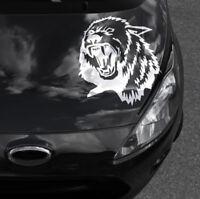 Auto Aufkleber Wolf Autoaufkleber Wolfsrudel OEM Sticker JDM Decals Fun Tiere