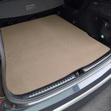 BMW 5 Series F10 Saloon Boot Mat (2010 - 2016) Beige Tailored
