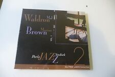 MAL WALDRON MARION BROWN CD NEUF PARIS JAZZ NEW YORK . SONGS OF LOVE AND REGRET
