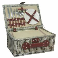 2 Person Chiller Hamper Picnic Hamper Basket ideal wedding gift/birthday present
