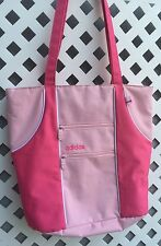 ADIDAS Pink Gym Travel Beach Weekend School Bag Tote