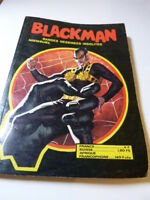 BLACKMAN. BANDE DESSINEE INSOLITES. N° 203 - COLLECTIF. - 1980 (car15)