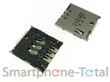 Original Motorola XT910 Simleser Sim Slot Schacht Kontakte Karten Leser