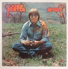 John Denver Spirit LP UK 1976 Funda interior