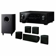 Pioneer HTP-071 VSX-321-K-P Home Theater System with 600W Power, 3D Ready, Black
