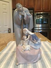 Lladro 1499  Blessed Family - Mint Condition
