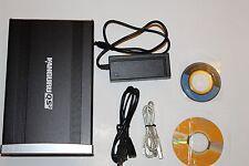 External Dual Layer DVD Burner - Kanguru USB 2.0 20x Lightscribe DVDRW USB 2.0