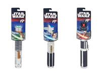 STAR WARS BLADEBUILDERS BASIC EXTENDING LIGHTSABER 3 TO CHOOSE LUKE SKYWALKER