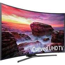 "Samsung UN55MU6490 55"" HDR UHD Smart Curved LED TV - UN55MU6490FXZA"