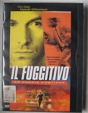 IL FUGGITIVO La Caccia Continua DVD SNAPPER