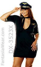 Mile High Captain Mimi Later Dreamgirl  women/'s costume 6521 s,m,l,xl