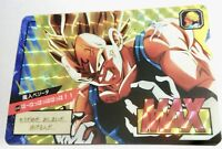 Carte dragon ball Fancard Prism Super Battle D160 Custom Card PROMO