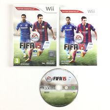 Fifa 15 2015 Wii / Jeu Sur Console Nintendo Wii et Wii U .