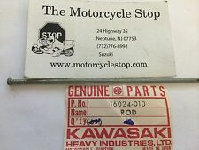 Kawasaki 16024-010 Rod-Throttle Vlv Stop 1967 C2Ss 1971 F8 Bison 1971 F81M 1972