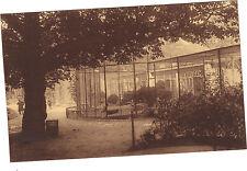 Belgique - cpa - ANVERS - Le jardin zoologique - La volière des Paons