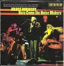 BRUCE HORNSBY Here Come Noise w/ RARE INTERVIEW w/ RARE EDIT PROMO DJ CD SEALED