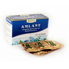 3X60 Tablets Maharishi Ayurveda Amlant Relieves Acidity / Gas Naturally