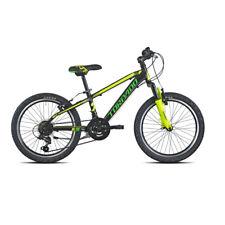 "Torpado TIGRE T625 Bicicletta MTB 20"" - Nera/Gialla (19T625G)"