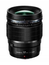 Olympus M.Zuiko 17mm F/1.2 ED Lens