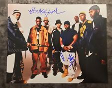 GFA Method Man Raekwon x3  * WU-TANG CLAN * Signed 11x14 Photo PROOF AD4 COA