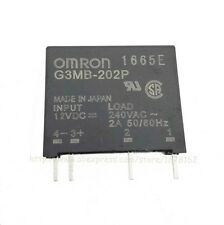 Relay relè stato solido SSR Omron G3MB-202P 12V 240V 2A optoisolatore