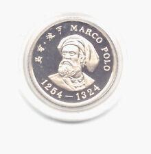 Berühmte Persönlichkeit polierte Platte Münzen aus Asien