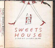 Little whisper - SWEETS HOUSE for J-POP HIT COVERS - Japan CD - NEW - J-POP