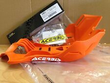ACERBIS  SKID GLIDE PLATE SUMP GUARD FITS KTM  SX 125 SX 150 2016-2018  ORANGE