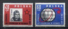 35680) POLAND 1961 MNH** 1st man in space, Yuri A. Gagarin
