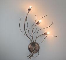 applique parete  illuminazione per camera da letto cucina salone bagno led rame