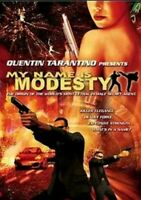 My name is Modesty (2003) DVD Quentin Tarantino