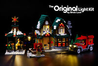 LED Lighting Kit for LEGO ® Winter Village Post Office set 10222
