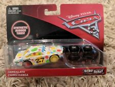 NEW IN BOX Disney/Pixar Cars 3 Jambalaya Chimichanga Die-Cast Demo Derby 1:55