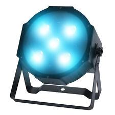 Kam Powercan 60W Par Can Light 5 x 12W RGBWA + UV  Lighting or Uplighting + Dmx