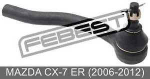 Steering Tie Rod End Right For Mazda Cx-7 Er (2006-2012)