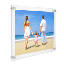Acrylic Wall Mounted Picture Frames Ebay