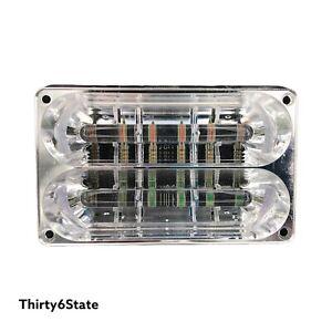 Whelen 400 LED Module / 6 over 6 / Freedom Ultra 9M Delta Lightbar Steady -12