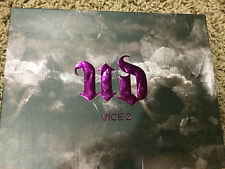 URBAN DECAY VICE 2 EYE SHADOW PALLETE NIB Limited Edition