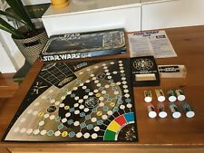 Star Wars Escape From Death Star Vintage Board Game Kenner Complete
