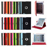 For Apple iPad 2 3 4 Mini Leather Case Rotates 360 Degrees Magnetic Cover Stand