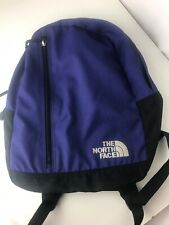 The North Face Small Hiking Backpack Purple Low Profile Or Kids Vintage