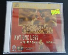 NOT ONE LESS Chinese 2000 Movie VCD New FREE SHIPPING Sony Pictures SEALED