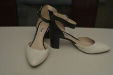 Clarks Bridal or Wedding Wide (E) Court Heels for Women